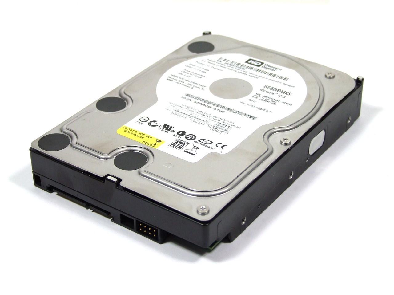 Western digital hard drive failure data recovery