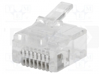 RJ-45 CONNFLY DS1123-P80T разъем Ethernet
